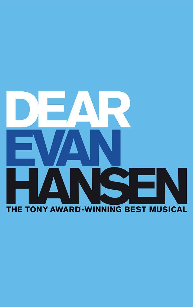 Dear Evan Hansen Keyart