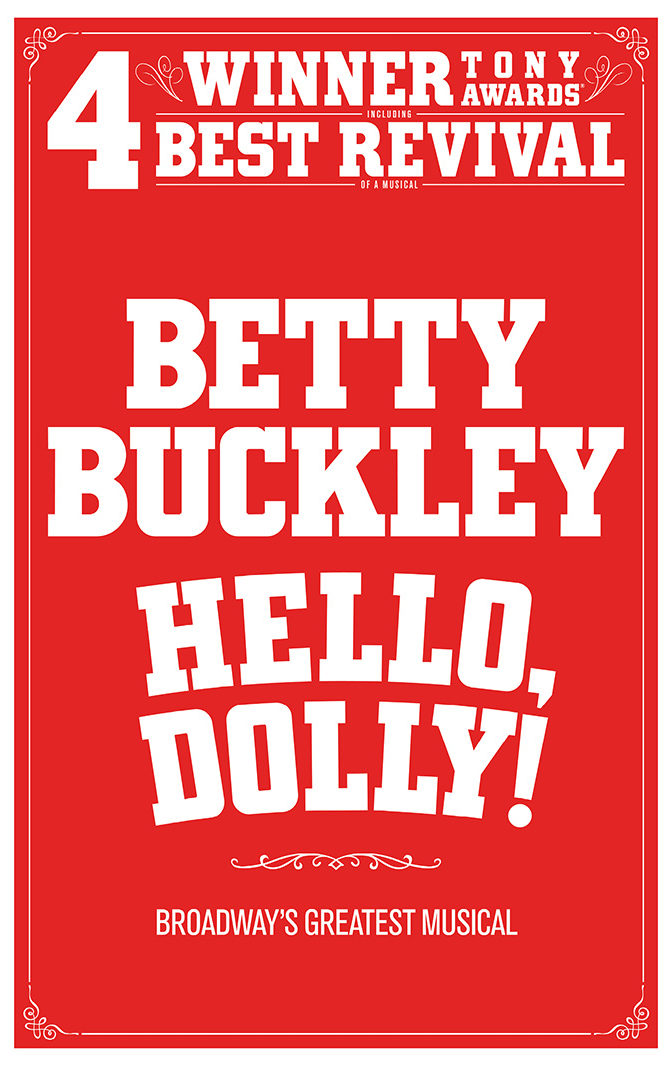 Hello, Dolly! Keyart