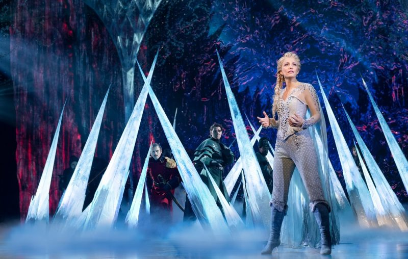 Caroline-Bowman-(Elsa)-and-the-Company-of-Frozen-North-American-Tour---photo-by-Deen-van-Meer