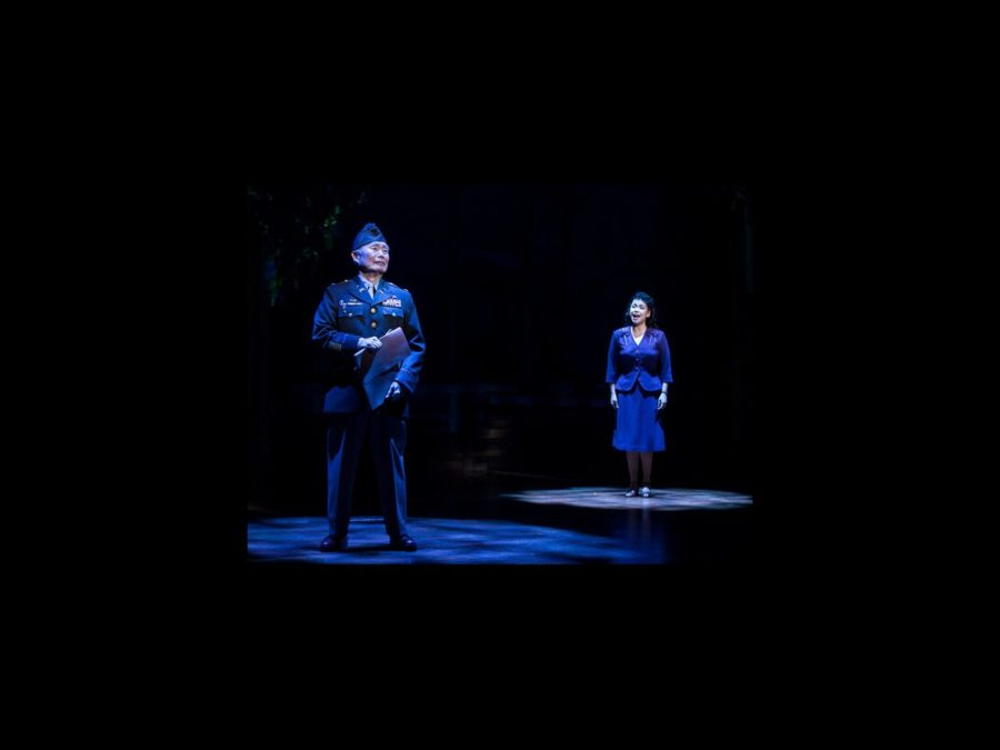 PS - Allegiance - wide - 10/15 - George Takei - Lea Salonga