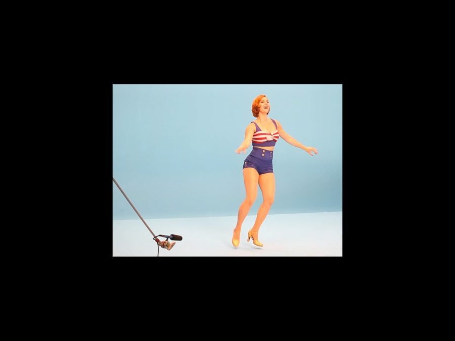 Video Still - Mara Davi - Dames Commercial