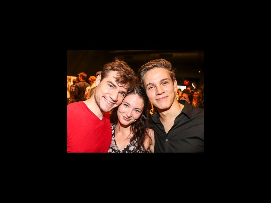 OP - Spring Awakening - Meet the press - wide - - 8/15 - Daniel N. Durant