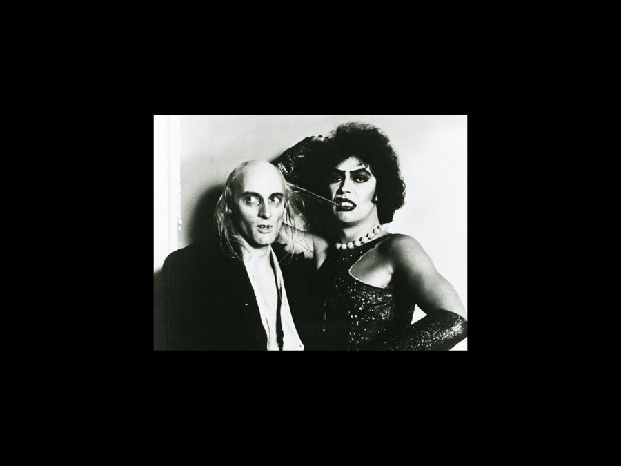 Richard O'Brien - Tim Curry