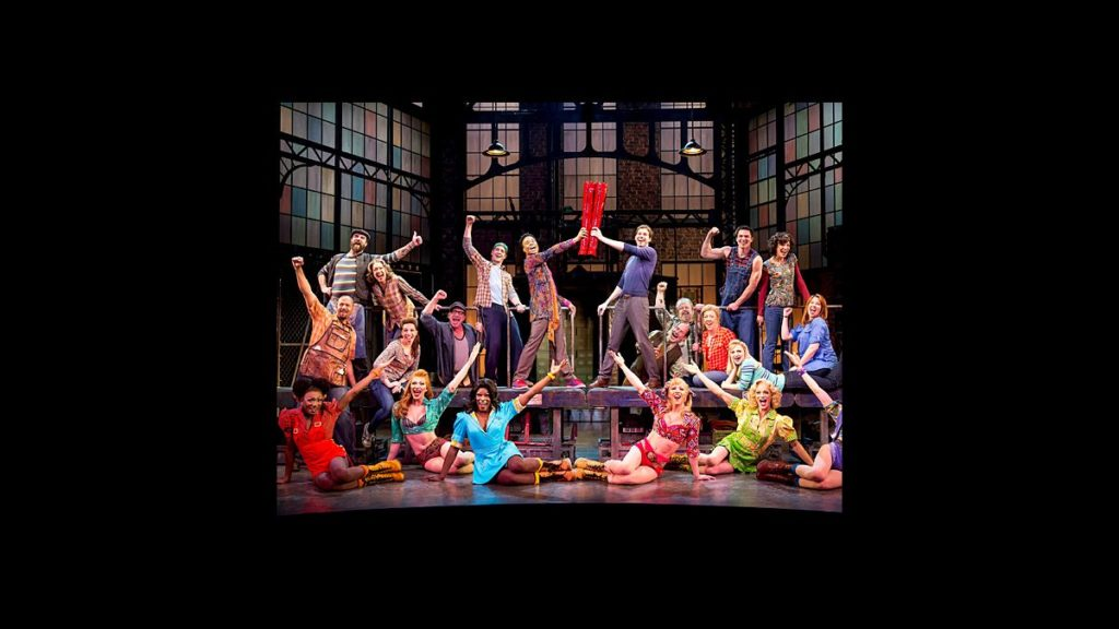 PS - Kinky Boots - Cast - Wide - 10/13