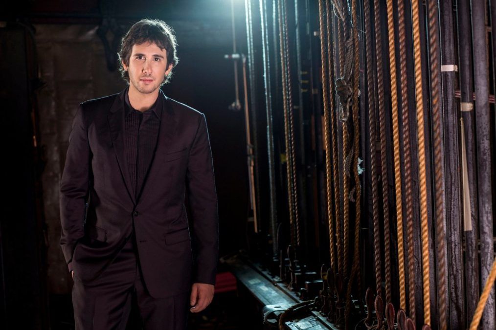 Josh Groban - 3/16 -  Photo by James Dimmock