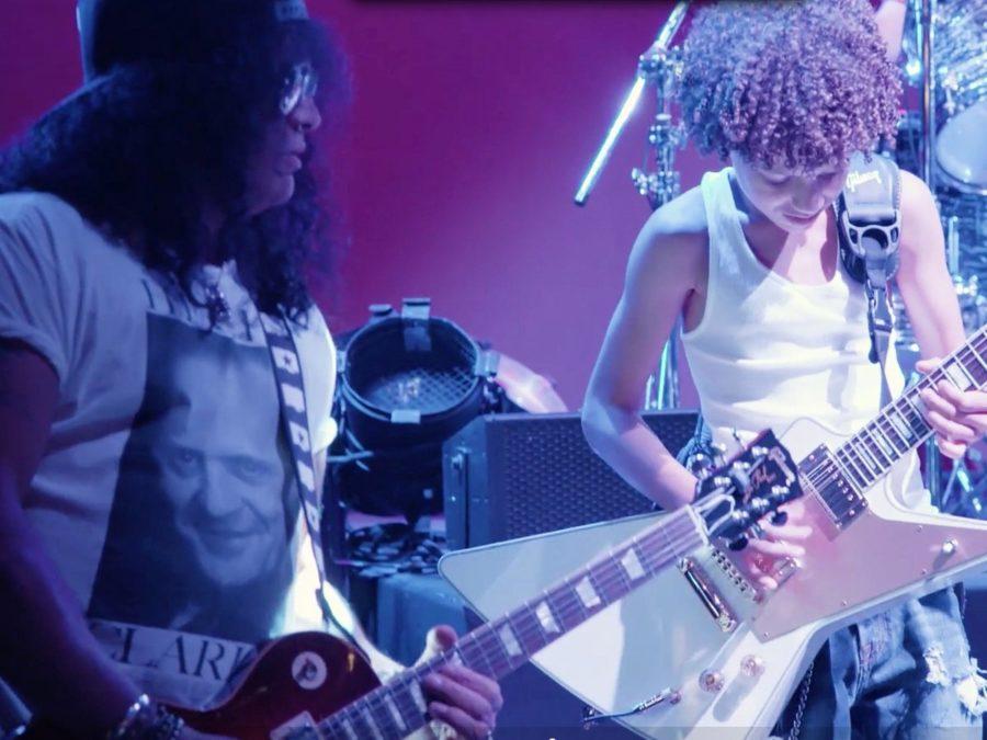 WI  - School of Rock - Slash - Brandon Niederauer - 7-16