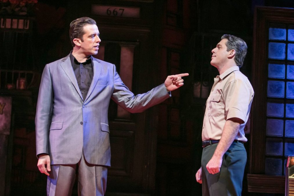 BRONX_TALE - Papermill - photo - Matthew Murphy