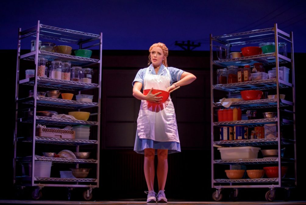 Show Photos - Waitress - National Tour - 10/17 - Photo: Joan Marcus