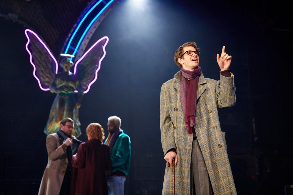 Show Photos - Angels in America - 3/18 - Andrew Garfield - Photo: Brinkhoff & Mögenburg