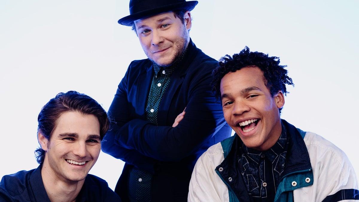 TOUR-Frozen-Boys Trio-Emilio Madrid-11/19