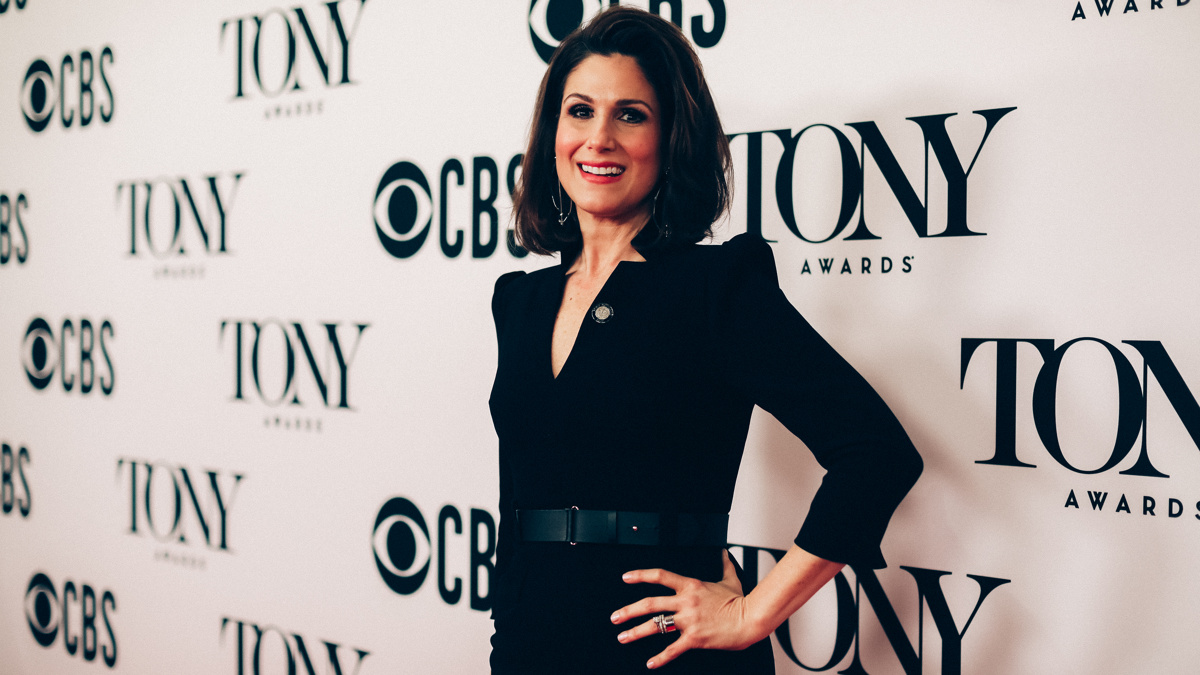 Tony Nominee - Stephanie J. Block - Presser - 2019 - Emilio Madrid-Kuser