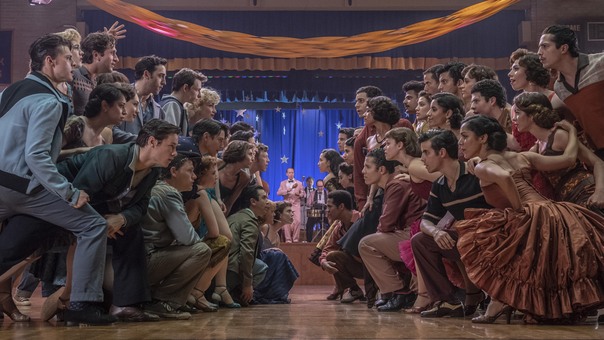 West Side Story Film - 03/20 - NIKO TAVERNISE/TWENTIETH CENTURY STUDIOS