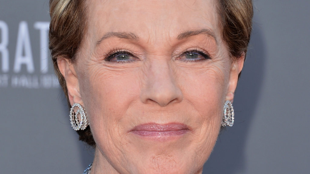 Julie - Andrews - EGOT - Feature - Tonys - Getty