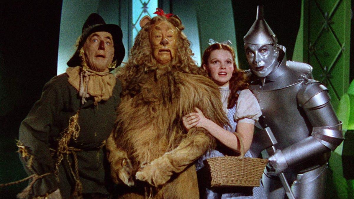 Wizard of Oz - Metro-Goldwyn-Mayer