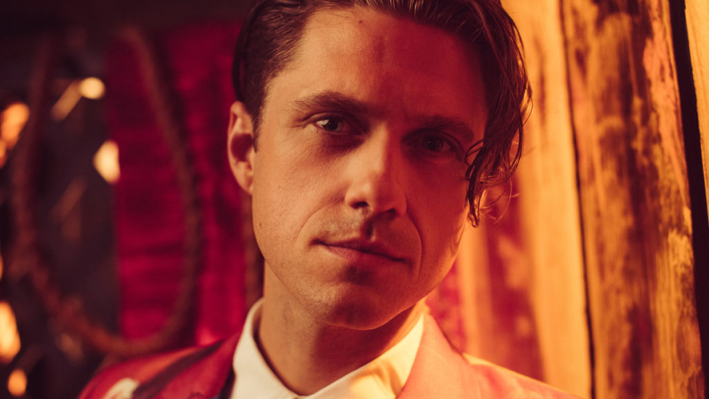 Moulin Rouge - Opening - Aaron Tveit - 7/19 - Caitlin McNaney
